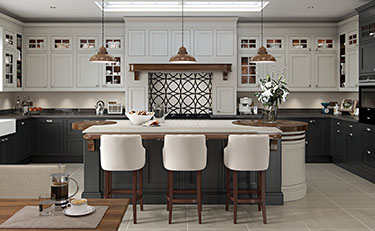 Photo of Kitchen Range by CFFGroup